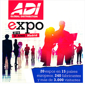 ADI Expo Madrid 2018